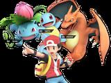 Entrenador Pokémon (SSBU)
