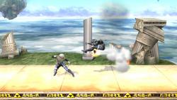 Granada gravitatoria (2) SSB4 (Wii U)