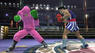 Little Mac (Sudadera) SSB4 (Wii U)