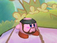 Snake-Kirby 1 SSBB
