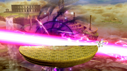 Agujero negro + Rayo concentrado de Palutena SSB4 (Wii U)