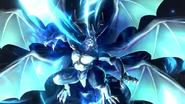 Bahamut ZERO en Midgar SSB4 (Wii U)