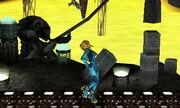 Burla superior Samus Zero SSB4 (3DS) (1)