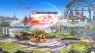 Fox de fuego trailer Wii U SSB4