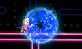 Lucas usando Imán PSI en SSB4 (3DS)