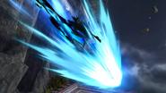Movimiento especial lateral de Bayonetta (4) SSB4 (Wii U)