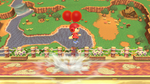 Supercasco de globos SSB4 (Wii U)