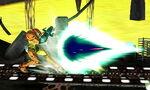 Tiro a quemarropa SSB4 (3DS)