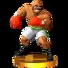 Trofeo de Bald Bull SSB4 (3DS)