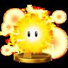 Trofeo de Chispino SSB4 (Wii U)