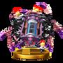 Trofeo de Porky Minch SSB4 (Wii U)