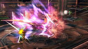 Entrada de Ridley (3) SSB4 (Wii U)