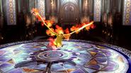 Moltres SSB4 (Wii U)