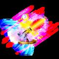 Trofeo del Superrayo difuso SSB4 (Wii U)