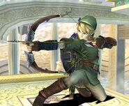 Arco del Héroe Link SSBB