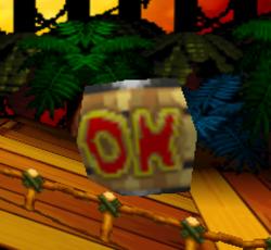 Entrada Donkey Kong SSB