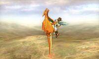 Lanzamiento superior de Charizard (1) SSB4 (3DS)
