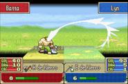 Lyn golpe crítico Fire Emblem 7