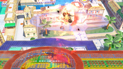 Supergancho (Dr. Mario) (2) SSB4 (Wii U)
