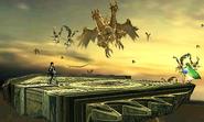 Torre del reloj de Umbra (Versión Omega) SSB4 (3DS)
