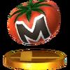 Trofeo de Maxi Tomate SSB4 (3DS)