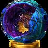 Trofeo de Rey Hihunter SSB4 (Wii U)