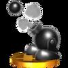 Trofeo de Shotzo SSB4 (3DS)