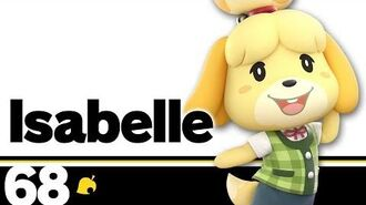 68 Isabelle – Super Smash Bros. Ultimate