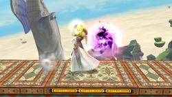 Ataque del espectro (2) SSB4 (Wii U)
