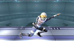 Ataque normal Sheik SSBB (3)