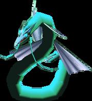 Leviatán en Final Fantasy VII