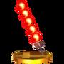 Trofeo Barrera de fuego SSB4 (3DS)