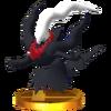 Trofeo de Darkrai SSB4 (3DS)