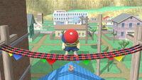 Burla superior Ness (2) SSB4 (Wii U)