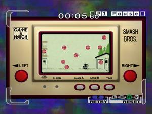 Dianas Smash Mr. Game & Watch SSBM