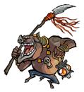 Pegatina de Moblin (Wind Waker) SSBB