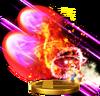 Trofeo de Mario Final SSB4 (Wii U)