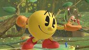 Burla superior Pac-Man SSBU