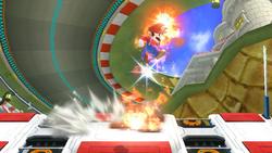 Puño explosivo (1) SSB4 (Wii U)