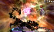 Segunda forma de Master Core SSB4 (3DS)