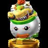 Trofeo de Bowser Jr. SSB4 (Wii U)