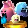 Trofeo de Fantasmas (Rescate Mii) SSB4 (3DS)
