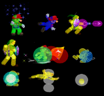 Burbujas de colision SSBM
