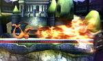 Cañon incendiario SSB4 (3DS)