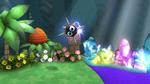 Gordo saltarín (1) SSB4 (Wii U)