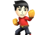 Karateka Mii (SSB4)