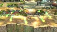 Reagrupación de Pikmin (1) SSB4 (Wii U)