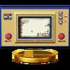 Trofeo de Fire SSB4 (Wii U)