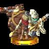 Trofeo de Gallo, Boone y Nomad SSB4 (3DS)