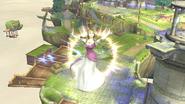 Viento de Farore (2) SSB4 (Wii U)